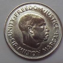 Africa Moneda De Sierra Leona Año 1964 Valor 10 Cts Leer