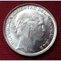 Chs* Uruguay 20 Centésimos 1942 Unc Plata Sin Circular