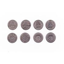0ferta Cuatro Monedas Distintas Antiguas De Un Centésimo Lee