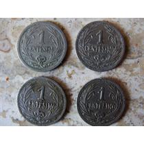 [sc] Uruguay Las 4 De 1 Centesimo 1901/09/24/36