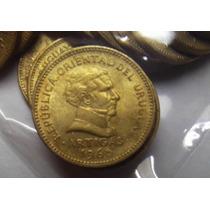 Artesano Talabartero Revendedor 50 Monedas $1 De Bronce Leer