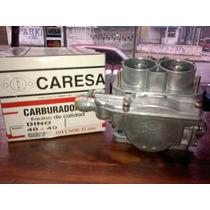 Carburador Caresa Argentino 40/40 Competicion Nuevo En Caja