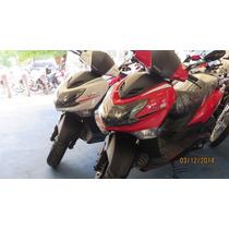 Scooter Vx 125cc 3. Yumbo Baccio Motomel Keeway