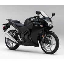Linea Honda Cbr 250 Con O Sin Abs Lisa Y Hrc! Delcar Motos