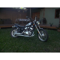 Keeway Supershadow 250 Custom 2012 Igual Virago