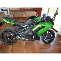 Kawasaki Ninja 650r Frenos Abs Año 2014