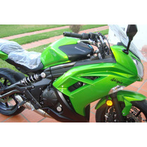 Moto Kawasaki Ninja 650f - 2012
