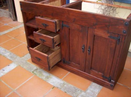 Muebles para lavadero mercadolibre 20170722165644 for Bajo mesada lavadero