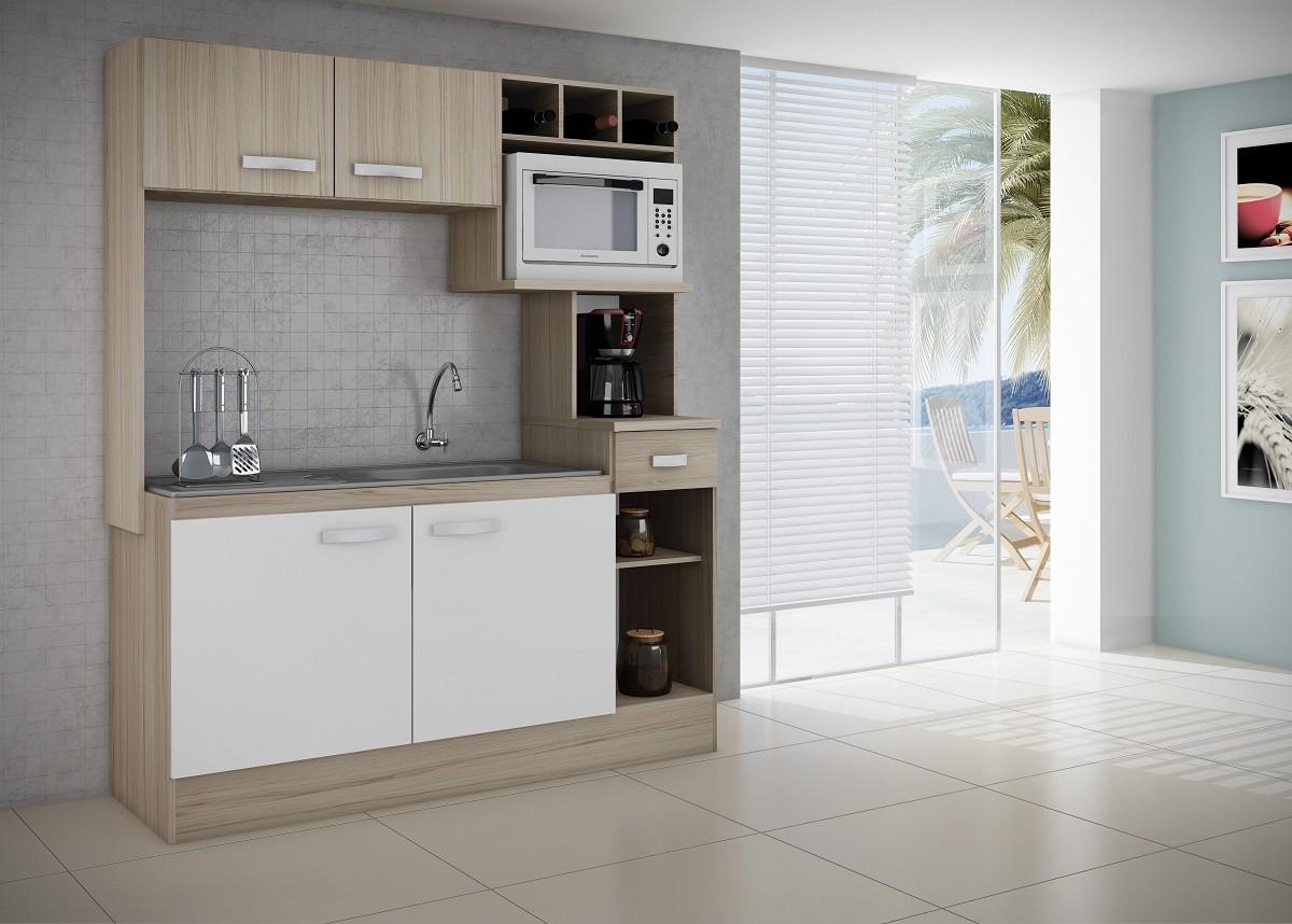 Mueble de cocina baratos ideas de disenos for Muebles de cocina en kit online
