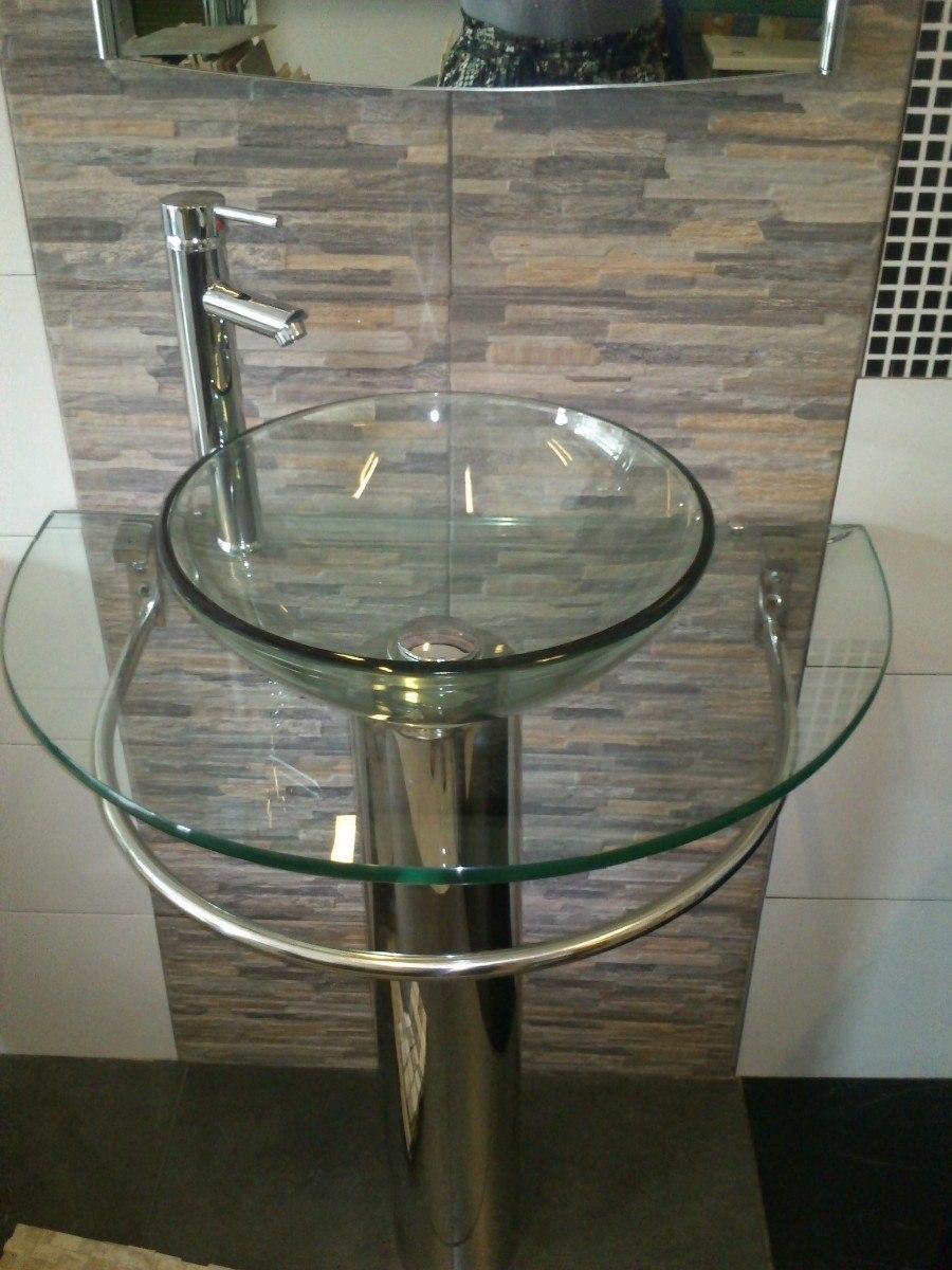 Muebles Para Baño Uy:Mueble De Cristal Cromado Para El Baño – U$S 180,00 en MercadoLibre