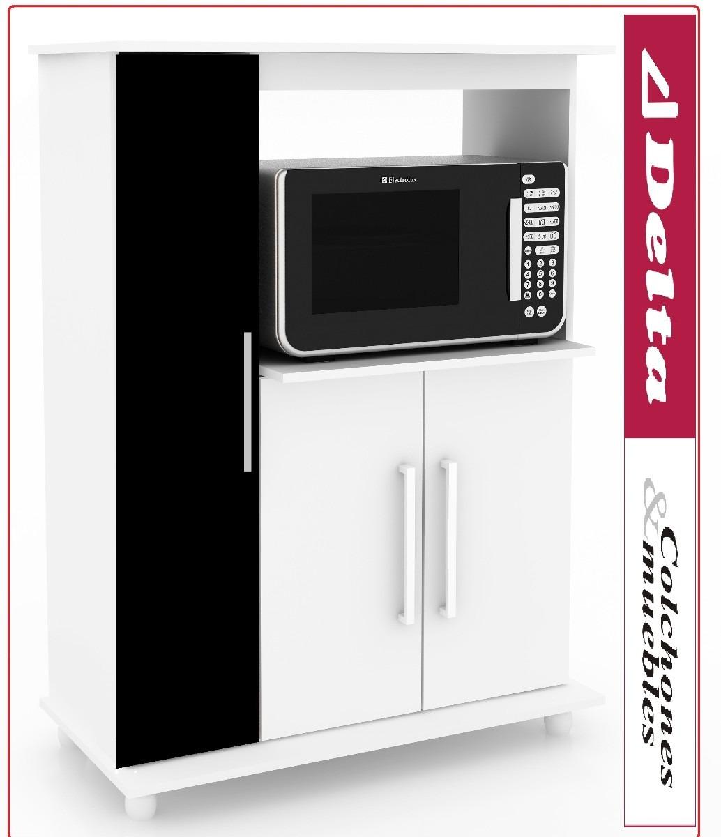 Mueble para microondas alacena kit de cocina equipamiento - Mueble microondas ...