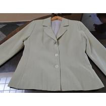 Conjunto De Pantalon Y Chaqueta Color Verde Oliva