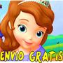 Kit Imprimible Princesa Sofia Disney Tarjetas Princesita Cum