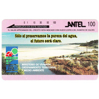 Oferta Uruguay Tarjeta Antel Magnética Ministerio D Vivienda