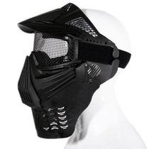 Mascara Para Air Soft New + Paintball Nuevas 100%