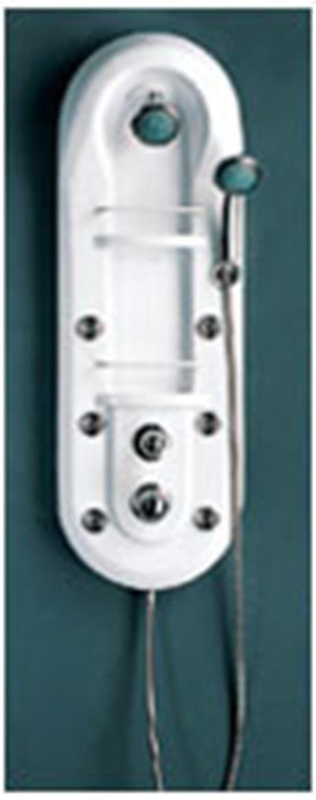 Baños Con Ducha Para Motorhome:Panel De Hidromasaje Con 6 Toberas /ducha De Hidro Para Baño – U$S
