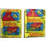 Lote 2 Sobres Cerrados Figuritas Album La Sirenita Disney