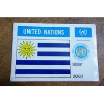 Postal 40 Aniversario Onu 1945-1985 - Uruguay