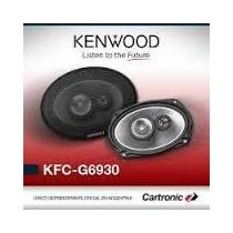 Parlantes Kenwood 6x9 300w 3 Vias Nuevos