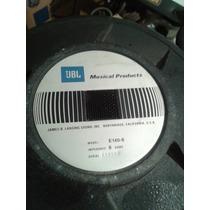 Monitor, 2 Vias, Jbl 15 Y Driver,