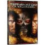 Terminator 4 La Salvación Dvd Estrenos Nuevo +boleta +poster