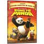 Kung Fu Panda Edición 2 Dvds Nuevo C/boleta + Poster Kungfu