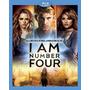 Soy El Número Cuatro Combo Blu Ray/ Dvd (película Original)