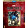 Iron Man 3 En Blu-ray 3d / Blu-ray / Dvd Combo Original