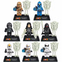 Star Wars Sths 16 Piezas Lord Sidious Clones Droides Lego