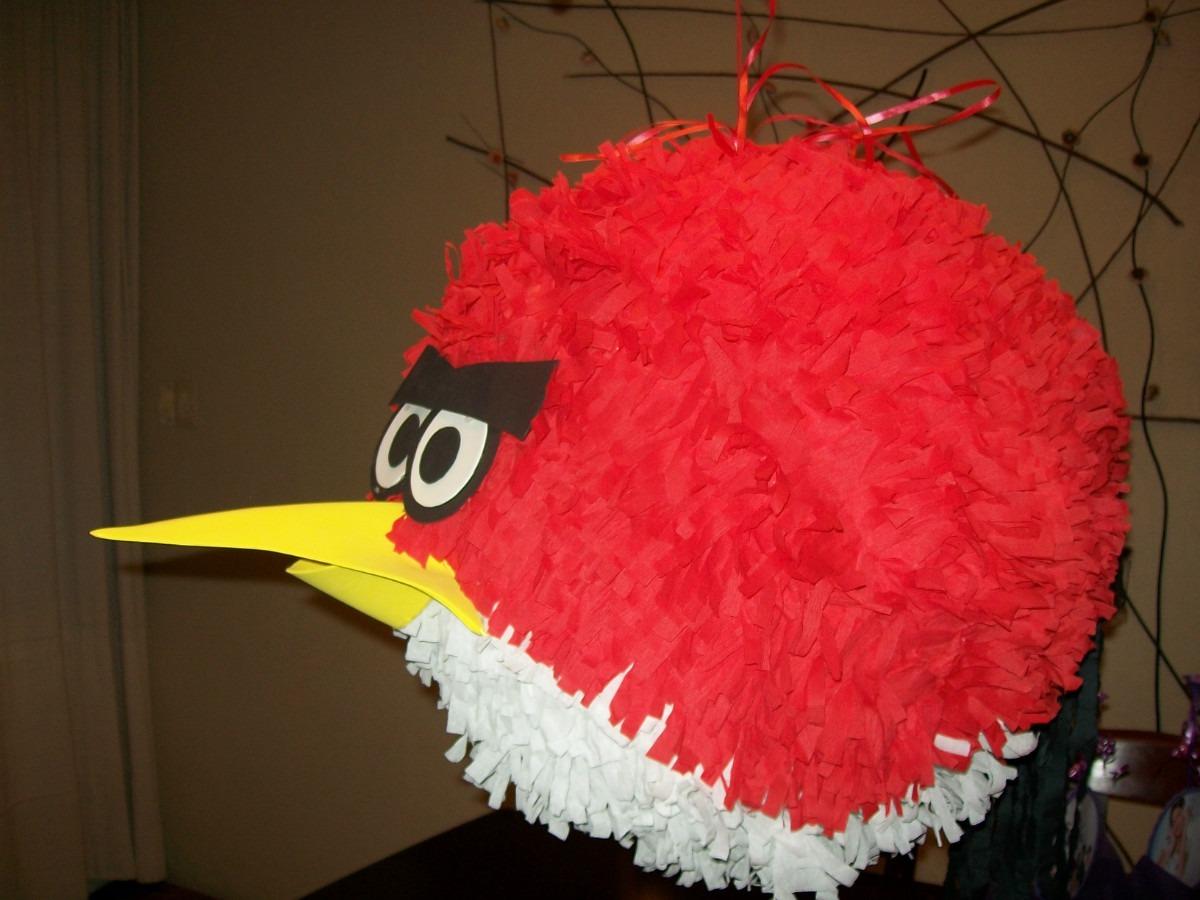 Piñata Angry Birds Gigante - $ 600,00 en MercadoLibre