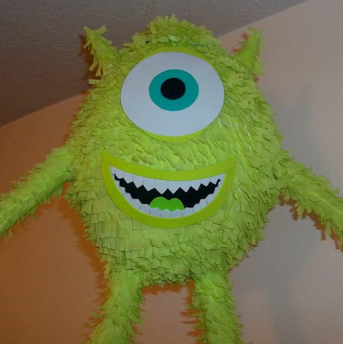 Monster Inc. Piñata … | Pinteres…