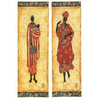 Lindas Láminas De Mujeres Africanas.