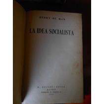 La Idea Socialista - Henry De Man