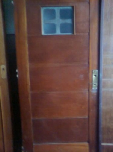 Pin porton puertas garage portones madera genuardis portal for Puertas de madera para garage