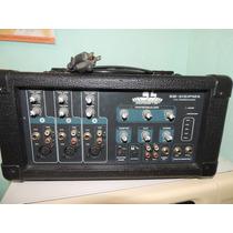 Consola Potenciada Soundbarrier Sb-3151pmx