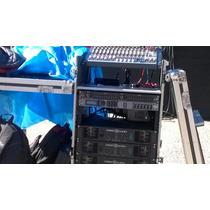 Rack Completo Crest Dbx Sound Craft