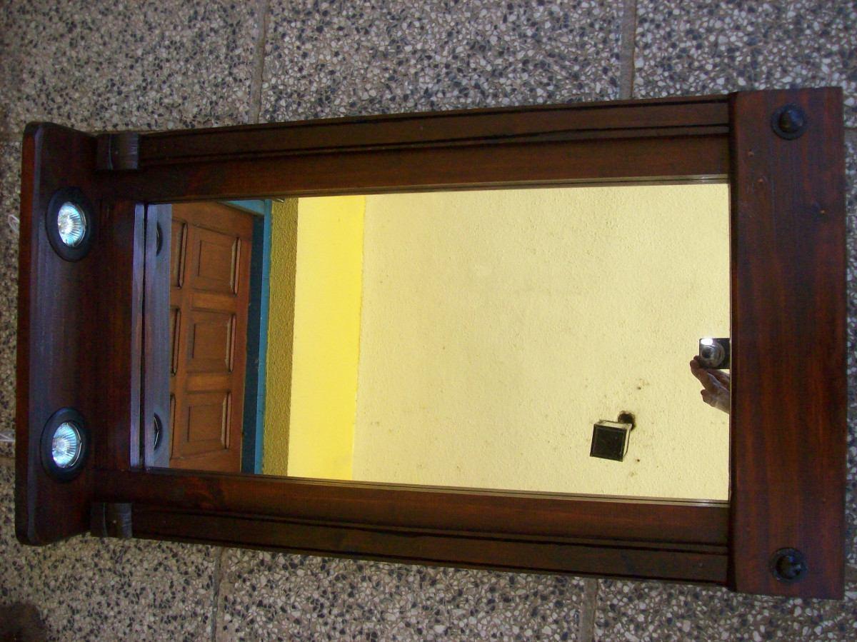 Hermosa Espejo Marco Madera Modelo - Ideas de Decoración de ...