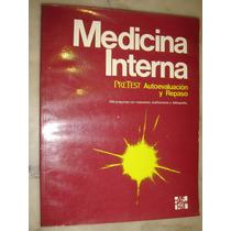 Medicina Interna, Pretest, Autoevaluacion Y Repaso 1980