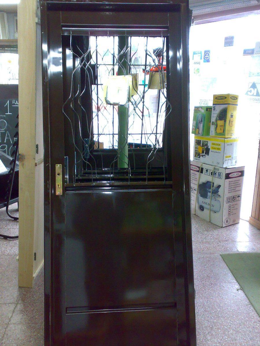 Puertas exterior chapa simple nuevas en mercadolibre - Puertas chapa exterior ...