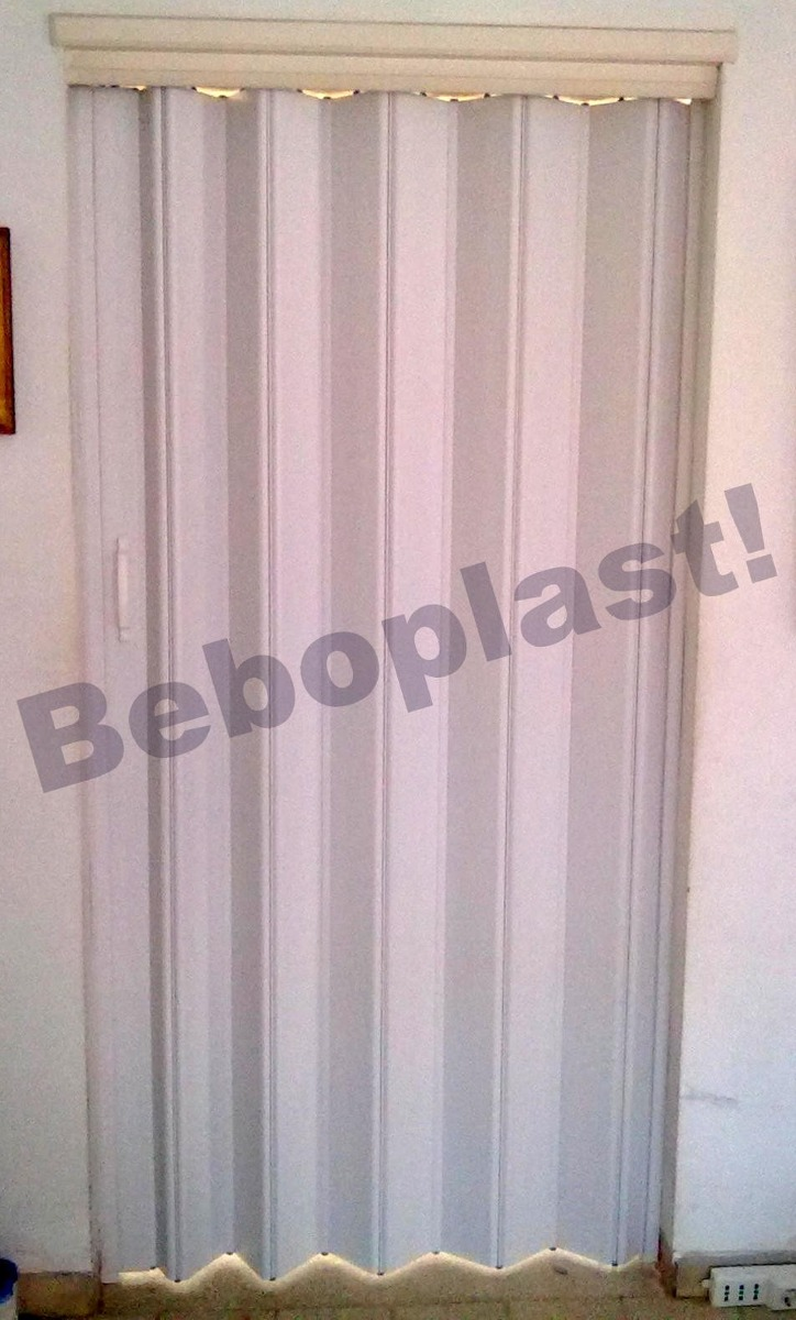 Puertas plegables pvc importadas 0 90x2 10 xunidad oferta - Precio puertas plegables ...