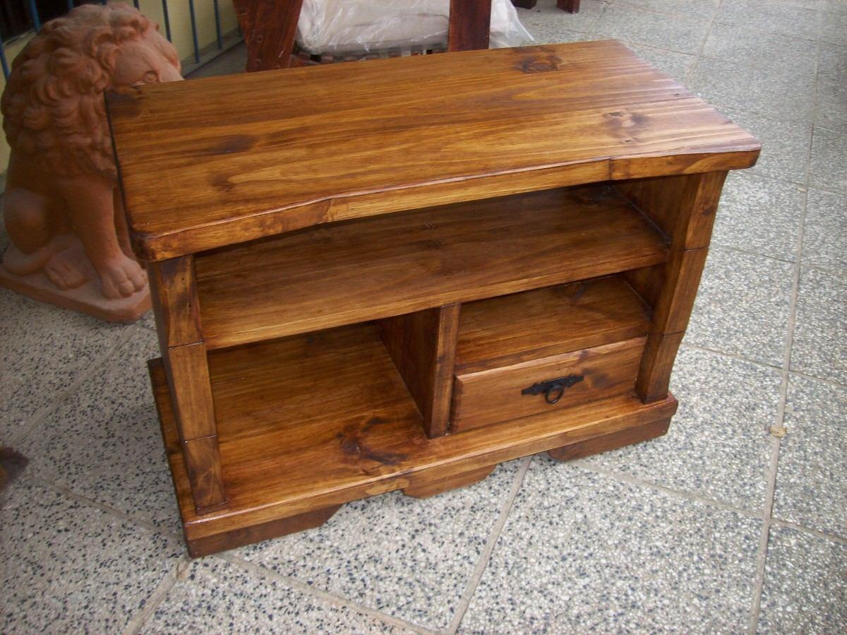 Muebles madera hierro rusticos 20170730040253 for Muebles de madera maciza