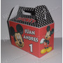 Cajas - Cajitas Para Sorpresitas- Mickey