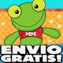 Kit Imprimible Sapo Pepe Invitaciones Tarjetas Cumples Y Mas