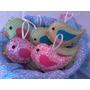 Souvenirs Buhos Nacimiento- Babyshower-cumples