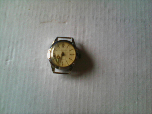 Reloj Marca Cimier Antimagnetic Swiss Made