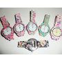 Reloj De Dama Y Niñas Coloridos, Mujeres A La Moda ! Envios!