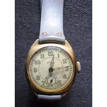 Reloj Antiguo De Pulsera De Hombre Marca Basis Suizo