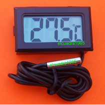 Termómetro Digital Sensor Externo Heladera, Freezer, Pecera