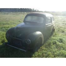Ford Taunus Aleman De 1951 Repuestos Leer Aviso