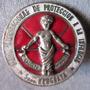 Pin Insignia Union Internacional Proteccion Al A Infancia